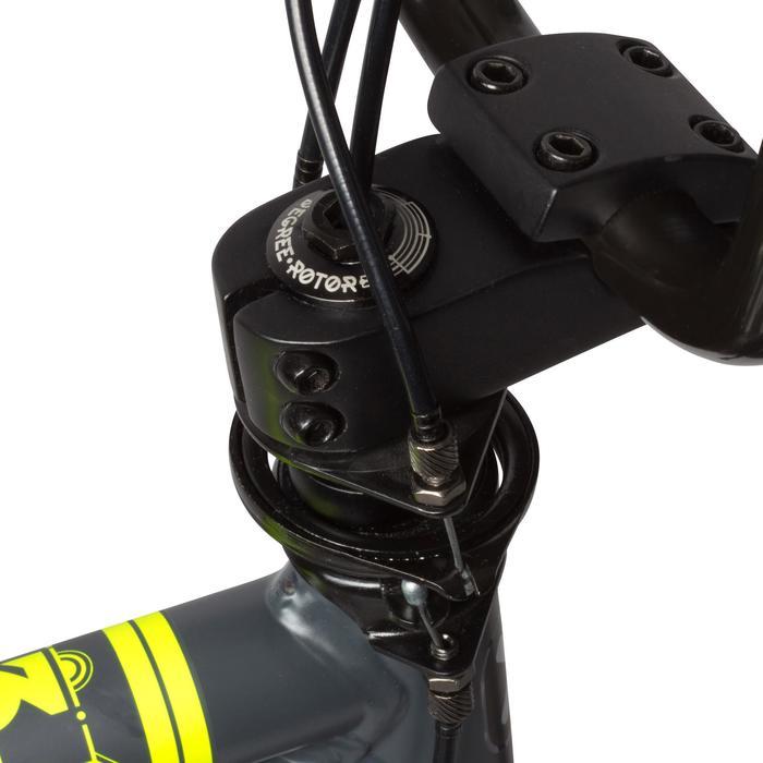 BMX ENFANT WIPE 300 GRIS - 113104