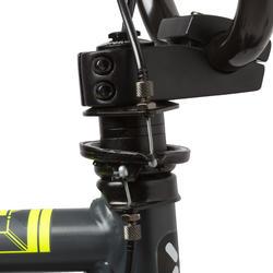 BMX Wipe 300 donkergrijs - 113105