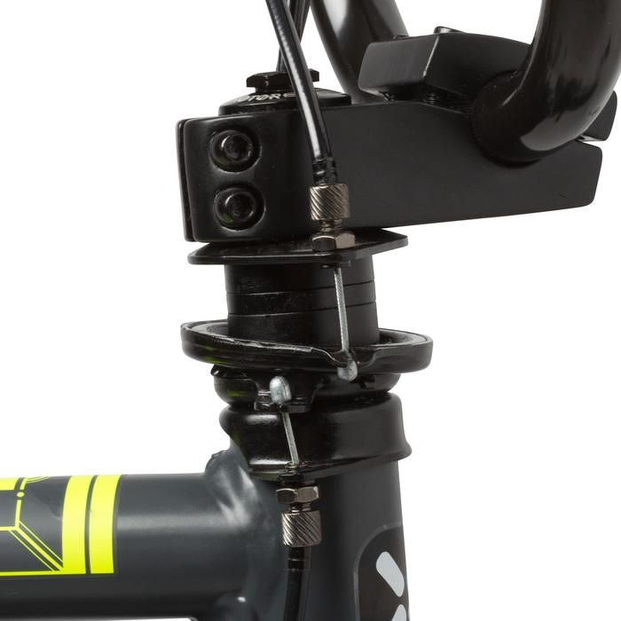 Kinder BMX Wipe 300 grijs - 113105