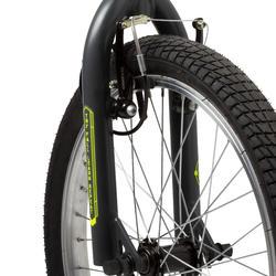 BMX Wipe 300 donkergrijs - 113107