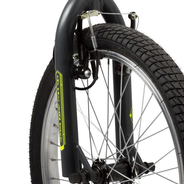 Kinder BMX Wipe 300 grijs - 113107