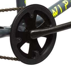 BMX Wipe 300 donkergrijs - 113109