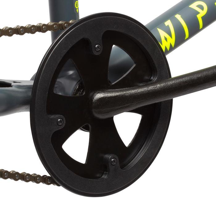 Kinder BMX Wipe 300 grijs - 113109
