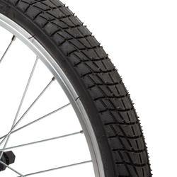 BMX Wipe 300 donkergrijs - 113112