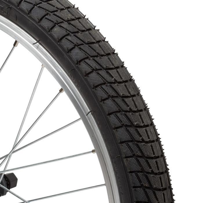 Kinder BMX Wipe 300 grijs - 113112