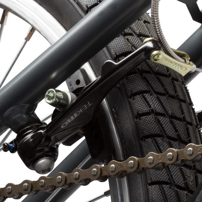 BMX ENFANT WIPE 300 GRIS - 113113