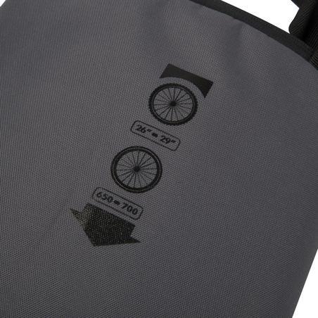 Защитный чехол для 1 колеса велосипеда