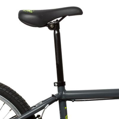 BMX NIÑOS WIPE 300 GRIS
