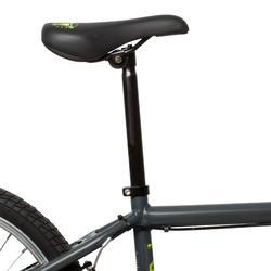 BMX Wipe 300 donkergrijs - 113114