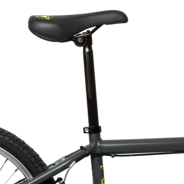 Kinder BMX Wipe 300 grijs - 113114