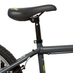 BMX Wipe 300 donkergrijs - 113116