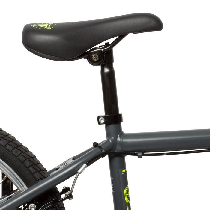 Kinder BMX Wipe 300 grijs - 113116