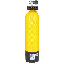 Duikfles voor diepzeeduiken, 6 liter 230 bar - 1131167