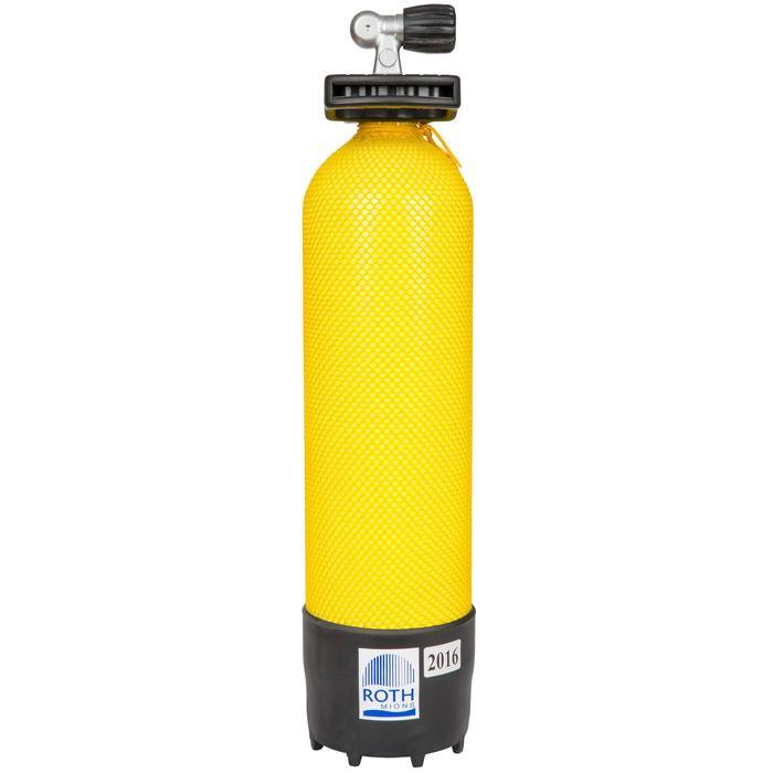 Bloc bouteille de plongée sous-marine bouteille 6 litres 230 bars - 1131167