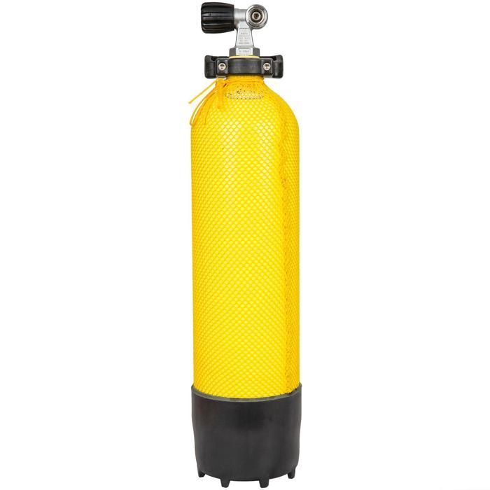 Bloc bouteille de plongée sous-marine bouteille 6 litres 230 bars - 1131169