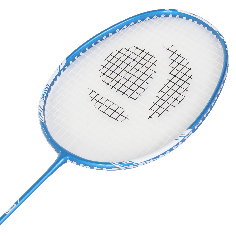 Badmintonracket voor volwassenen BR720 solid blauw