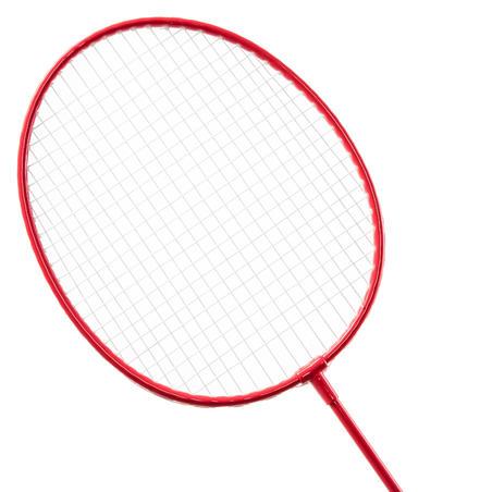 BR 700 Initial Badminton Racket - Red