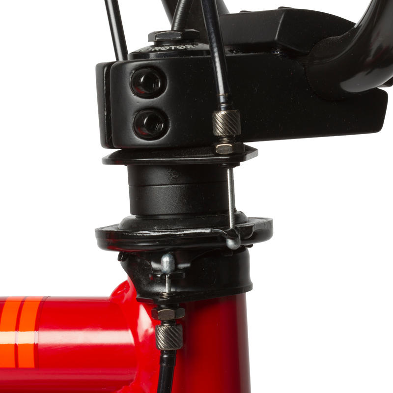 Bicicleta BMX Wipe 320 Rojo BTWIN