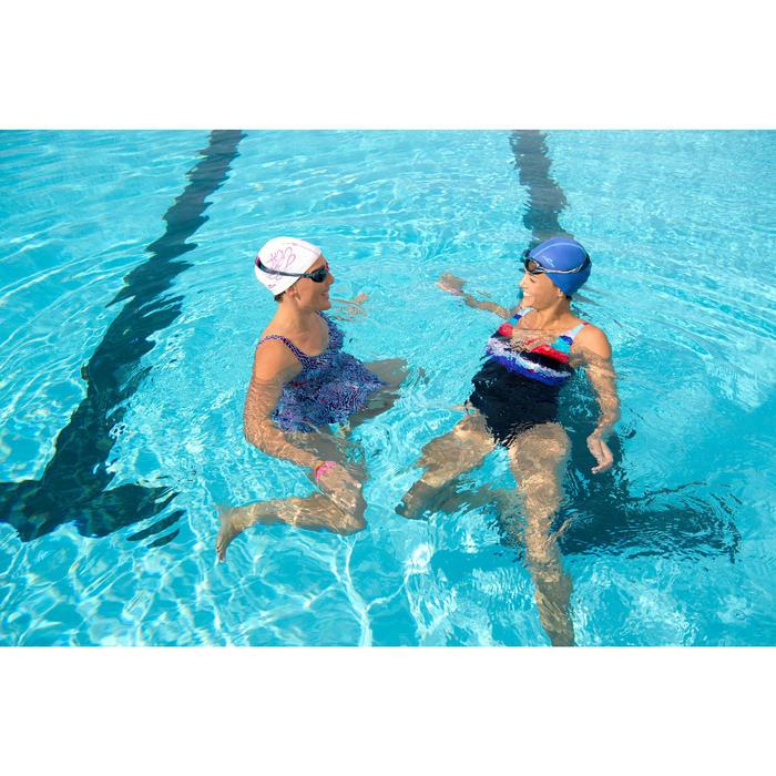 Maillot de bain natation femme gainant une pièce Kaipearl - 1131463