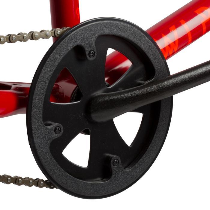 Kinder BMX Wipe 320 rood