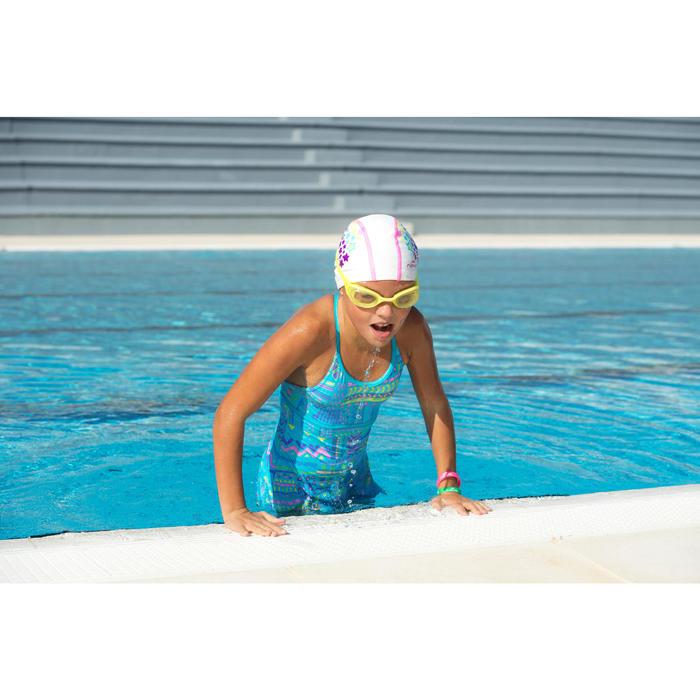 Maillot de bain de natation fille une pièce Riana dress dal - 1131503