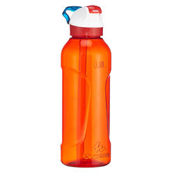 900 Hiking Flask Instant Opening Pipette, 0.8 litre plastic (Tritan) - Red
