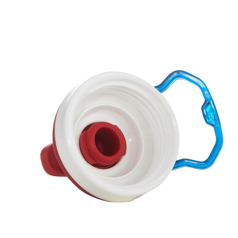 Bottle 1L Aluminium (Quick-Opening) - Red