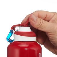 500 Aluminum Hiking Flask Quick-Opening Top 1L