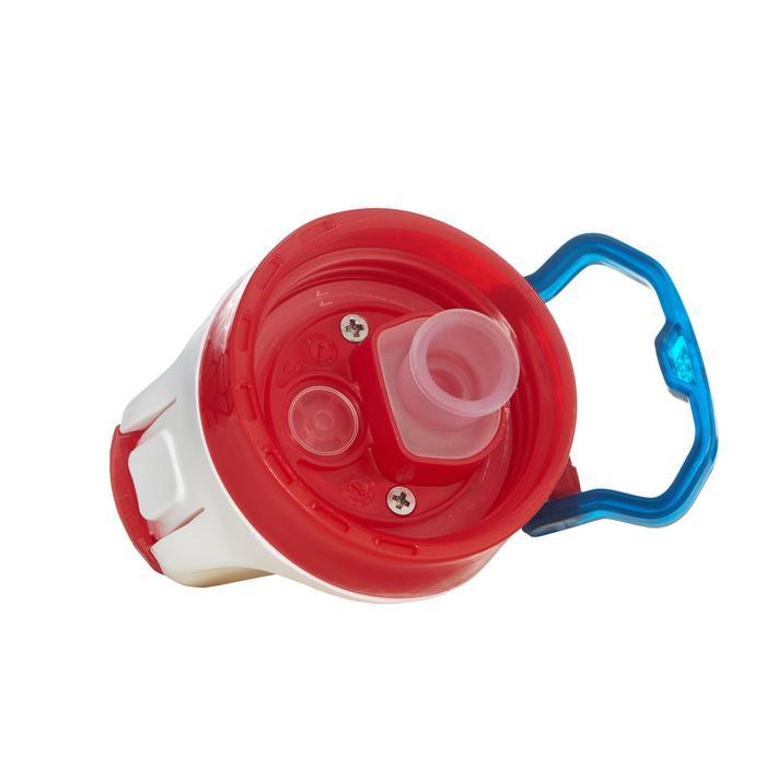Gourde randonnée 900 bouchon instantané pipette 0,8 L plastique (Tritan) - 1131591