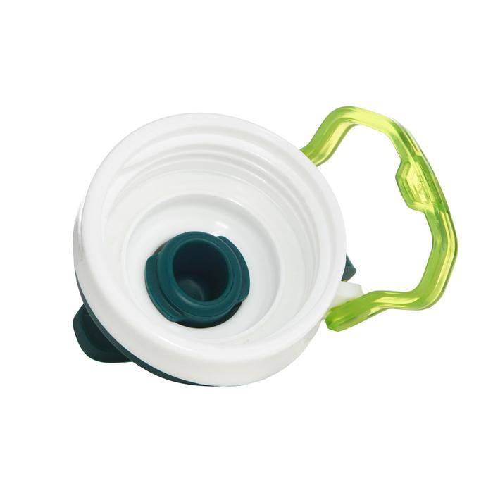 Trinkflasche 500 Schnellverschluss Aluminium 1 Liter grün