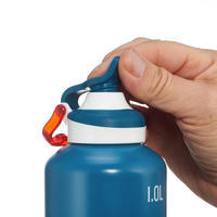 500 Aluminum Hiking Water Bottle 1 L