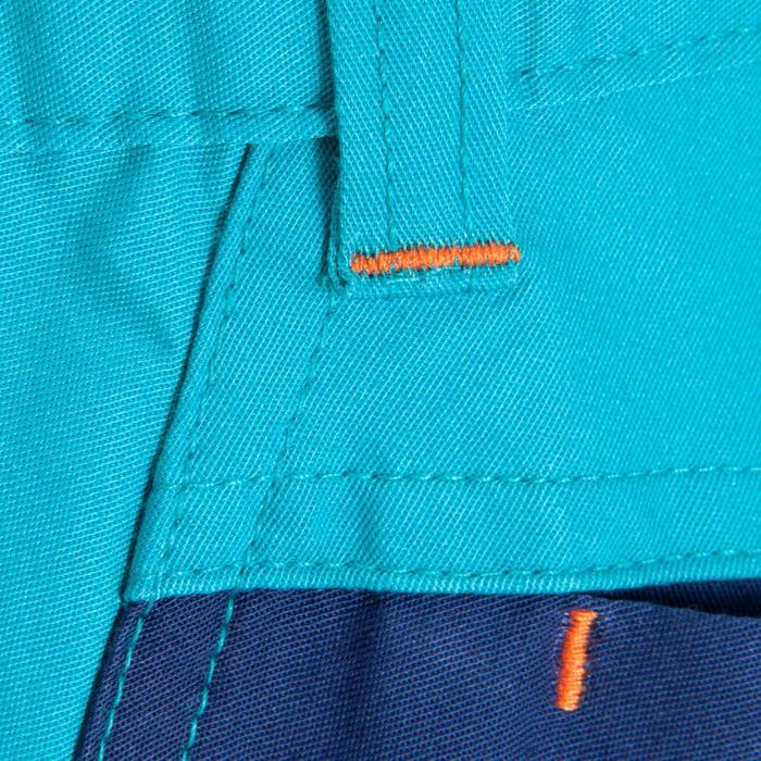 Klimshort Cliff voor heren turquoise