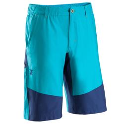 Short Cliff voor heren turquoise