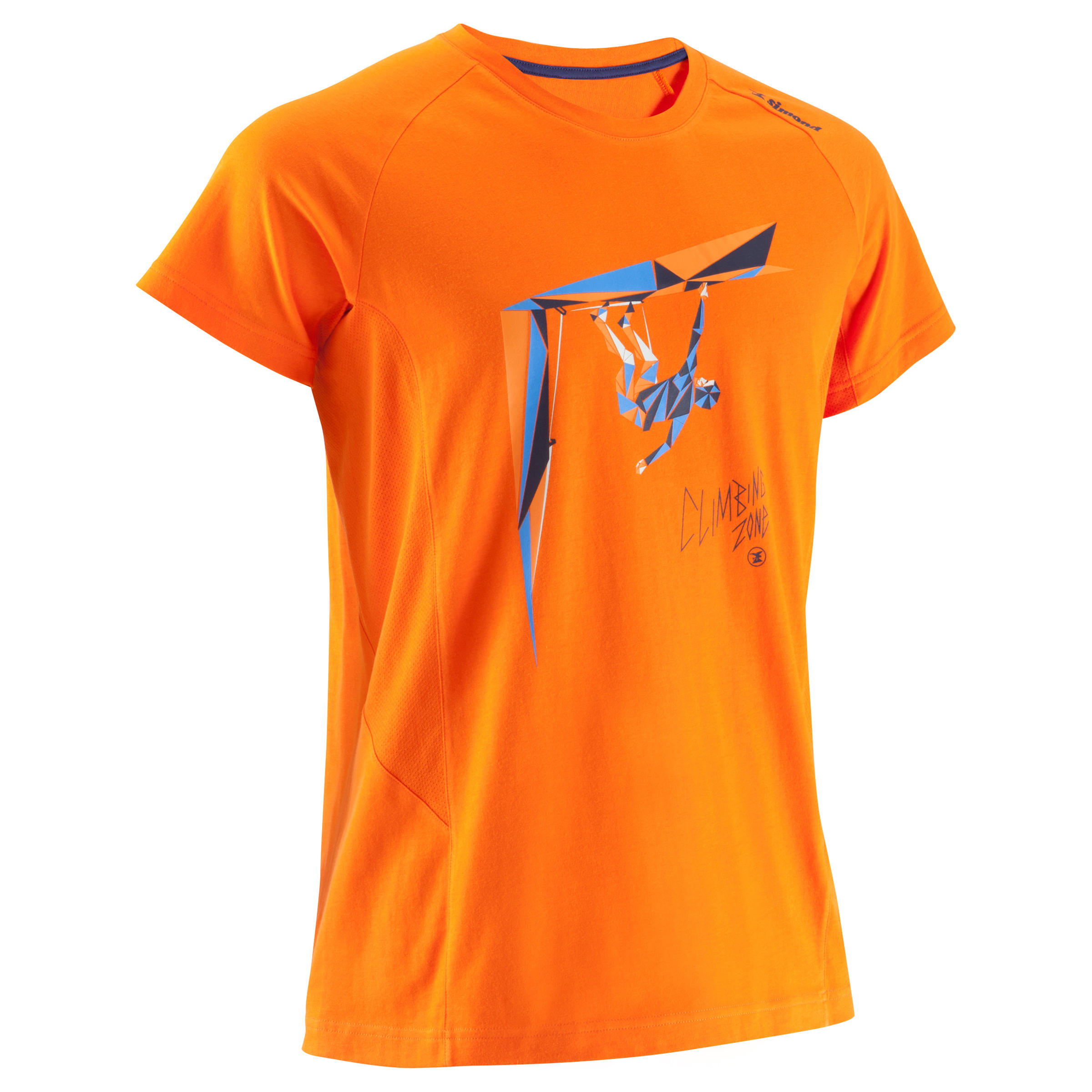Simond Heren T-shirt Climb Zone