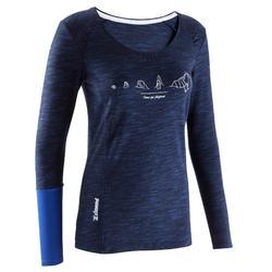 T-shirt met lange mouwen Choose Your Playground dames