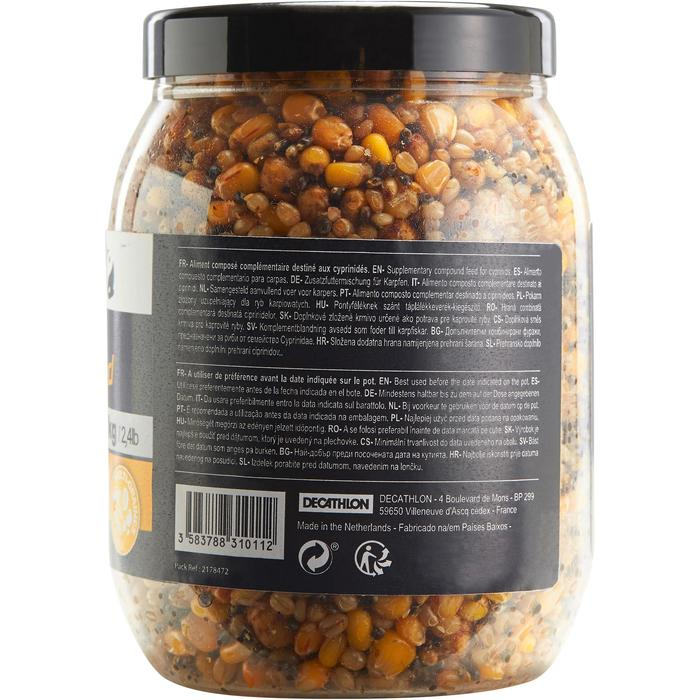 Semillas para carpfishing SEED MIX 1,5L