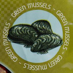 bouillettes pêche de la carpe NATURAL MUSSEL 14MM 1 kg