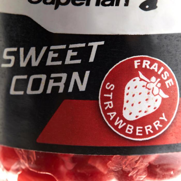 Lokaas karpervissen zachte maïs aardbeien 125 g - 1131741