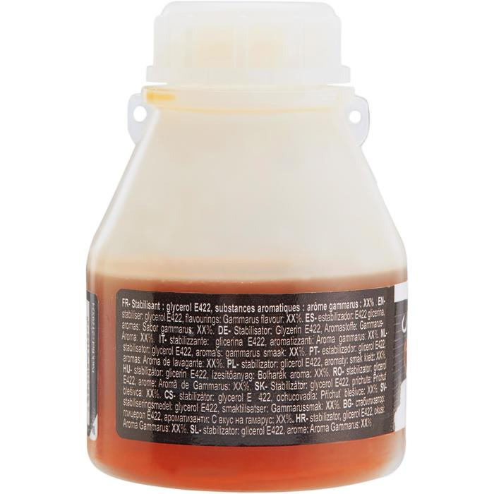 Additif pêche de la carpe GOOSTER ADDITIV DIP GAMMARUS 200 ML