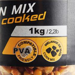 Korrels voor karpervissen Corn Mix 1,5 l