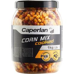 Graines pêche de la carpe CORN MIX 1,5L