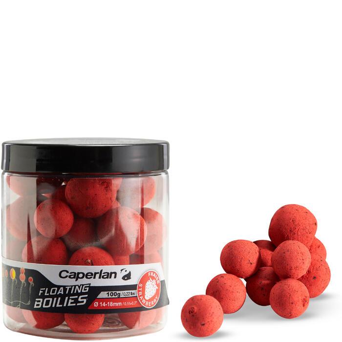 Pop Ups Erdbeere 14/18 mm, 100 g