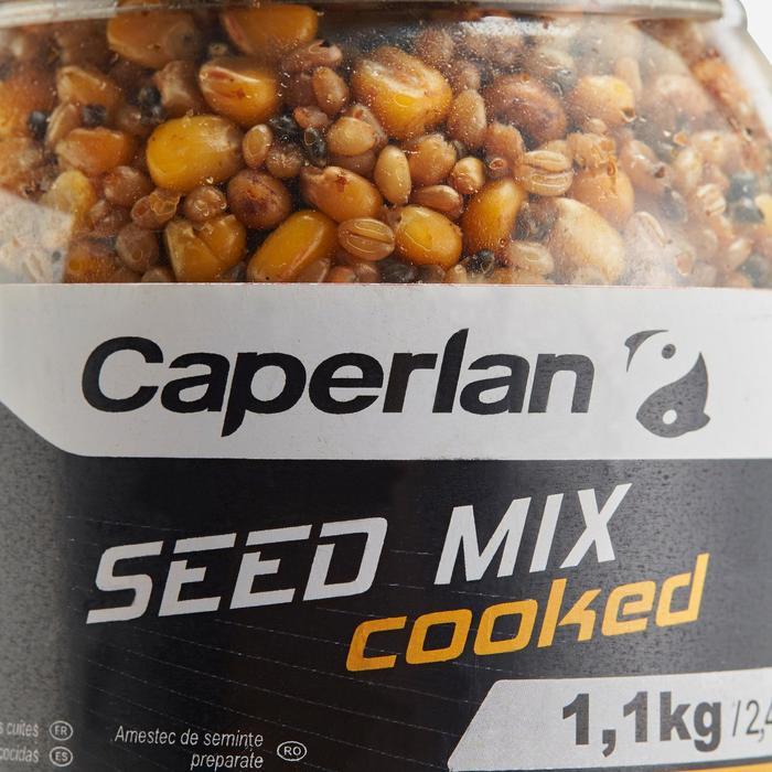 Partikel Seed Mix 1,5 Liter Karpfenangeln