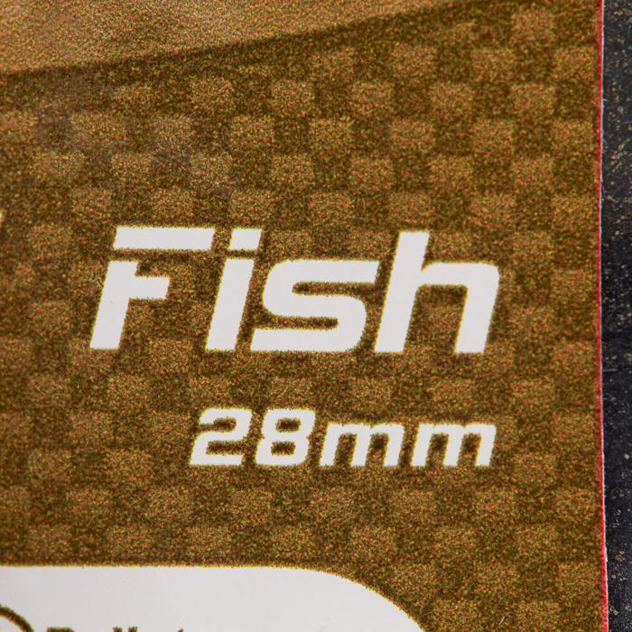 PELLETS pêche de la carpe GOOSTER FISH 28MM 3kg