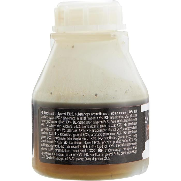 Additif pêche de la carpe GOOSTER ADDITIV DIP MUSSEL 200 ML