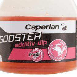 Additif pêche de la carpe GOOSTER ADDITIV DIP MONSTER CRAB 150 ML