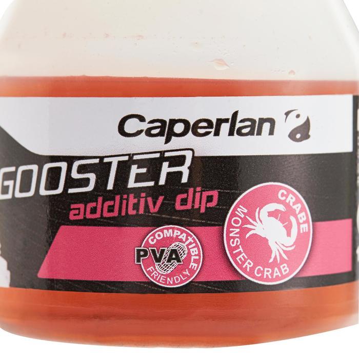 Aditivo carpfishing GOOSTER ADDITIV DIP MONSTER CRAB 150 ML