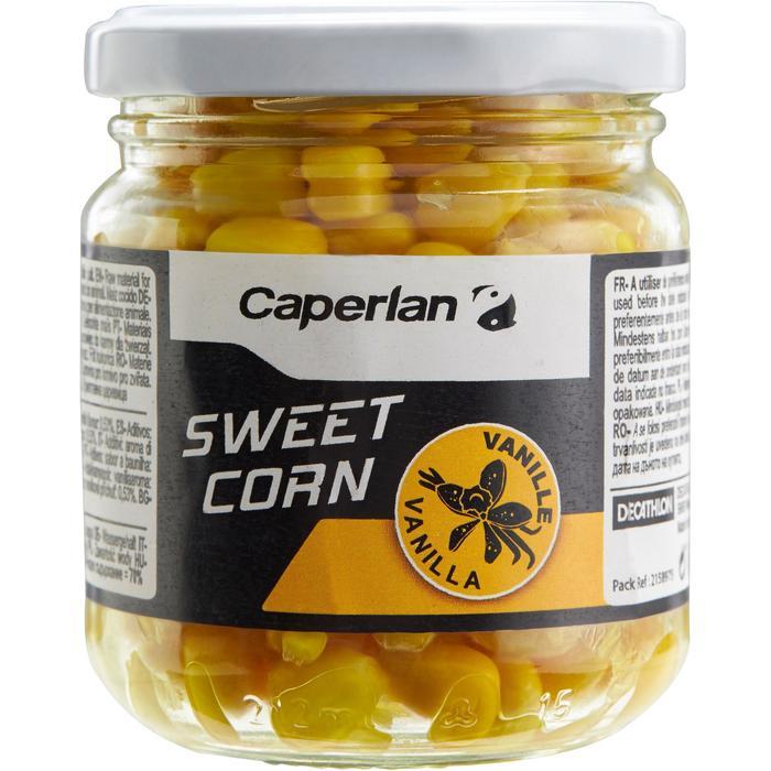 Lokaas karpervissen zachte maïs aardbeien 125 g - 1131781