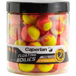 Pop-Ups Erdbeer-Banane 100 g 14/18 mm