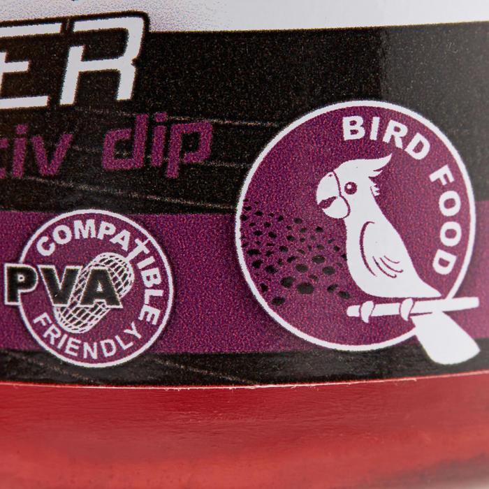 Additief voor karpervissen Gooster Additiv dip spicybirdfood 150 ml